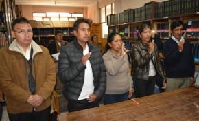 Potosí: posesionan a oficiales de registro civil en cinco municipios