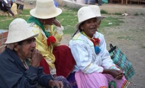 Autoridades del OEP y de Raqaypampa se reunirán para definir el plan de acción para la elección de las autoridades indígenas