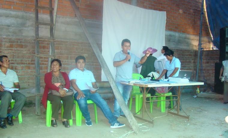 Elección en la Cooperativa Capinota.3