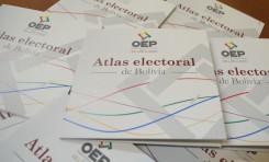 El Atlas Electoral digital brinda información abierta de 45 procesos electorales y referendarios