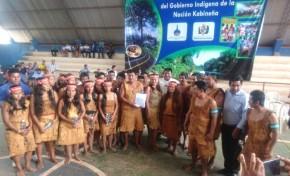 La nación Kabineña convoca a Consejo Consultivo para aprobar el proyecto de estatuto autonómico indígena