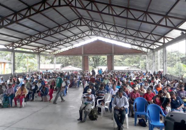 Avanza socialización de cartas orgánicas en los municipios de Shinahota, Sicaya y Puerto Villarroel para el referendo del 9 de julio