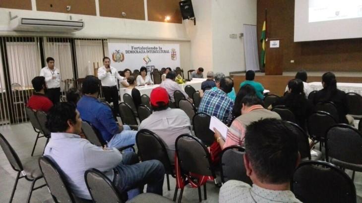 Organizaciones políticas de Santa Cruz proponen destinar recursos a la formación de nuevos liderazgos