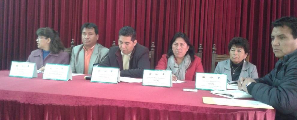 Sorteo Oruro1