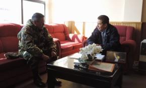 Oruro: 22 efectivos militares apoyarán el Referendo Autonómico en Antequera