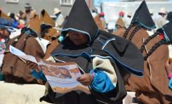 El Estatuto fue redactado para el fortalecimiento de la identidad de Uru Chipaya