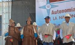 Cronología de consolidación del autogobierno indígena de Uru  Chipaya