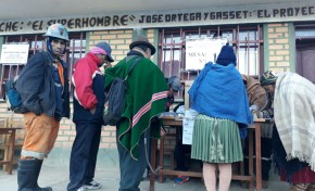 Destacan importante participación en Antequera durante la media jornada electoral