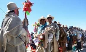 La nación Uru Chipaya elige a Zacarías Huarachi como autoridad ejecutiva y conforma sus tres órganos de gobierno