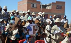 El Chawkh Parla, máxima instancia de deliberación y participación en Uru Chipaya