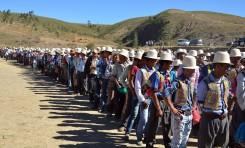 Cronología de la consolidación del Gobierno Indígena de Raqaypampa