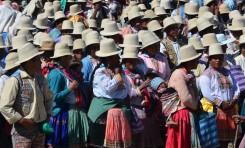 Charagua, Raqaypampa y Uru Chipaya conforman los primeros tres autogobiernos indígenas de Bolivia