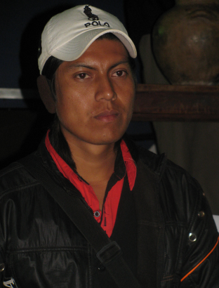 presidente charagua