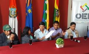 La Carta Orgánica de Uriondo ingresará en vigencia el 1 de agosto