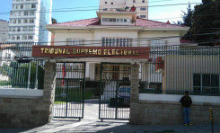 El TSE lanzará la convocatoria a Elecciones Primarias este viernes