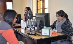 Oruro: posesionan a tres oficiales de registro civil para Challapata, Corque y Soracachi