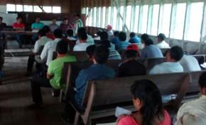 Indígenas Yuracaré definen actividades para la construcción de su Estatuto Autonómico