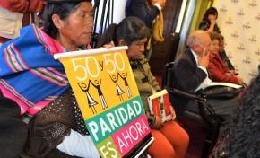 El TSE acorta las brechas de paridad en Bolivia