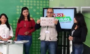 Elecciones Judiciales: el TED Tarija informa sobre procedimiento de votación a través de simulacros