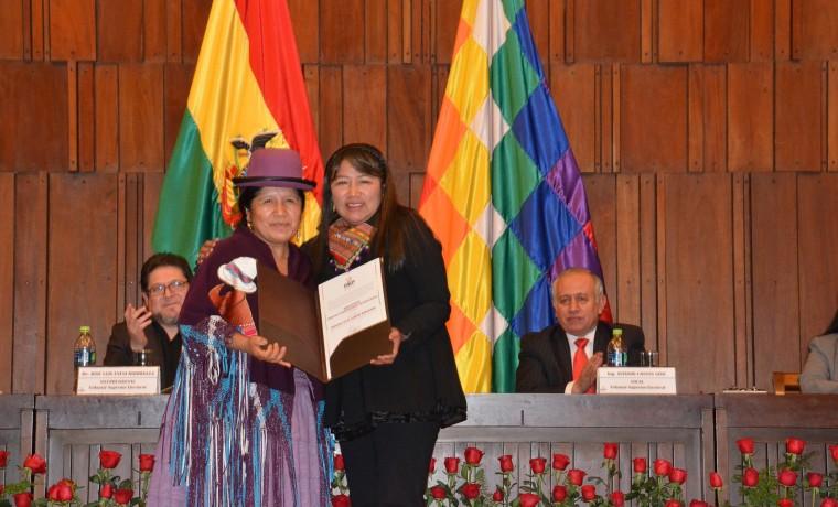 2. La Paz_ Brigida Celia Vargas Barañado (titular)