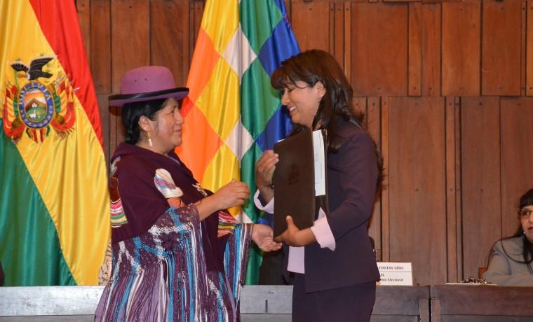 5. Angela Sanchez Panozo (titular)