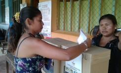 El OEP habilitó 20 solicitudes de impresión de libros para las revocatorias de mandatos