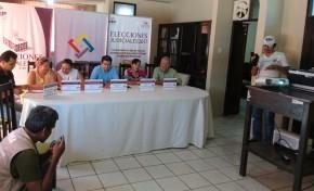 Beni: 24 personas serán juradas en las cuatro mesas que repetirán las Elecciones Judiciales este domingo