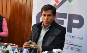 El TED Cochabamba habilitó las solicitudes para impulsar la revocatoria de los alcaldes de Cochabamba y de Sipe Sipe