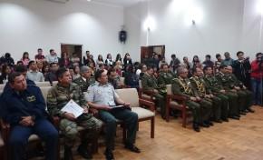 El TED Tarija culmina entrega de reconocimientos a quienes coadyuvaron en el desarrollo de las Elecciones Judiciales 2017