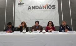 """El quinto número de la revista Andamios del Órgano Electoral hace un balance sobre """"Elecciones y reforma de la justicia en Bolivia"""""""