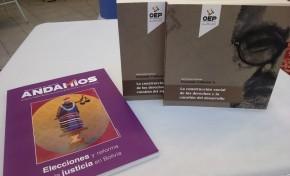 Santa Cruz: el OEP presentará este lunes el quinto número de la revista Andamios y la Antología esencial, de Fernando Calderón