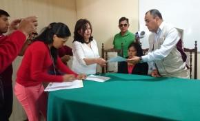 TED Tarija acredita a Alcira Raquel Ruiz Sanguino como concejala titular de Cercado
