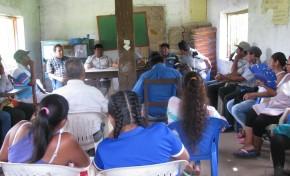 Santa Cruz: dos comunidades del municipio de Cabezas aprueban planes de trabajo y desarrollo en materia minera