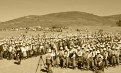 Raqaypampa consolida el primer autogobierno indígena de tierras altas