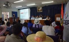 Cochabamba: instituciones informarán sobre los requisitos para ser parte del Referendo Autonómico 2018