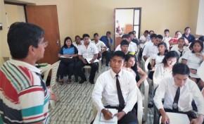 Santa Cruz: unidades educativas de Camiri se preparan para elegir a sus gobiernos estudiantiles