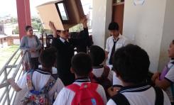 Tarija: Carla Arnez fue electa como presidenta del colegio Esteban Migliacci (turno mañana)