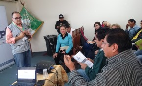 El TED Tarija informó acerca del procedimiento para impulsar la Revocatoria de Mandato en Yacuiba