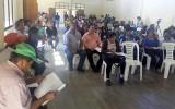 Gutiérrez inicia la asamblea de estatuyentes para aprobar el proyecto de estatuto de la autonomía indígena