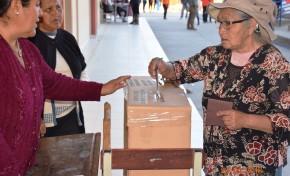 COMTECO inicia la jornada electoral con el 100% de las mesas abiertas