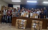 El TED Cochabamba distribuirá 122 maletas electorales para las elecciones de COMTECO