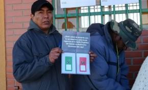 Más de 300 personas son inhabilitadas del Padrón Electoral para el Referendo Autonómico del 25 de noviembre