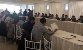 El OEP se reúne en Cochabamba para evaluar su trabajo en consulta previa en materia minera