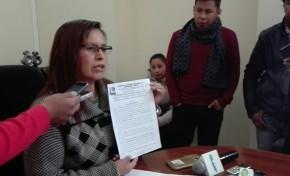 Chuquisaca: dos representantes de la nación indígena guaraní asumen como asambleístas departamentales titulares