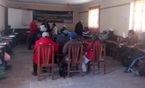 El Jatun Ayllu Yura avanza en la redacción de su proyecto de estatuto autonómico indígena