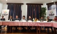 El OEP construirá de manera colectiva la memoria del ejercicio de la Democracia intercultural en Bolivia