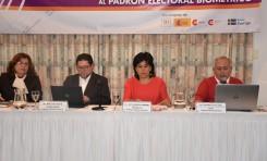 El OEP aplica recomendaciones de la Auditoria al Padrón Electoral Biométrico