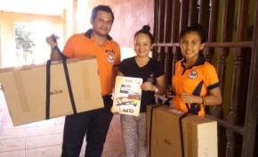 Pando: 37 unidades educativas recibieron los materiales para la elección de sus gobiernos estudiantiles