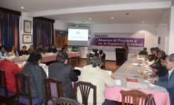 El TSE socializó el proyecto de Ley de Organizaciones Políticas con los medios de comunicación y líderes de opinión