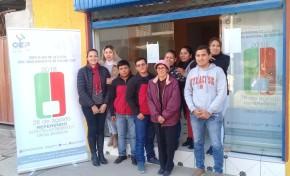 El TED Tarija abre oficina temporal en Yacuiba para coordinar el Referendo Autonómico